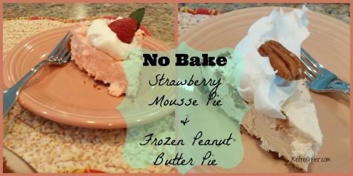 PicMonkey Collage No Bake pies