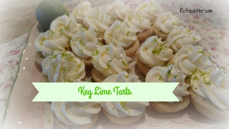 Key lime tarts 2