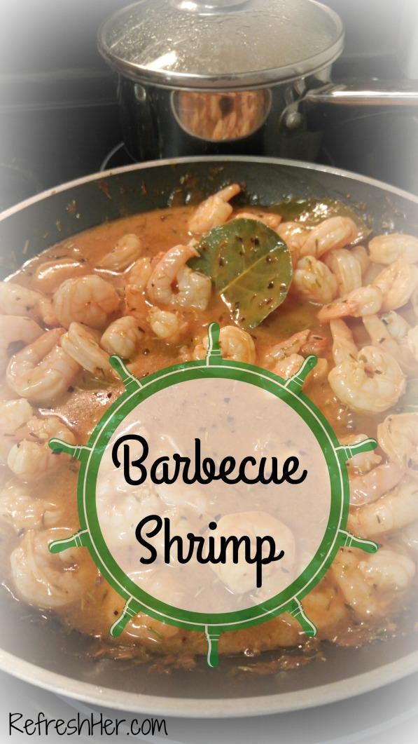 BBQ Shrimpa