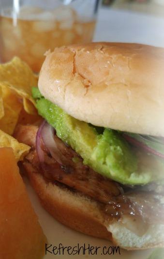 Pork Sandwich 2b