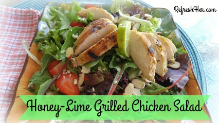 Griled chicken salad