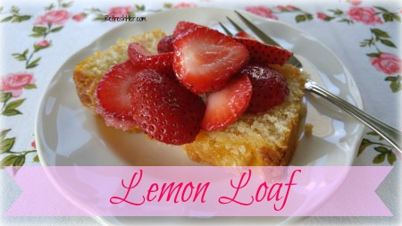 lemon loaf a