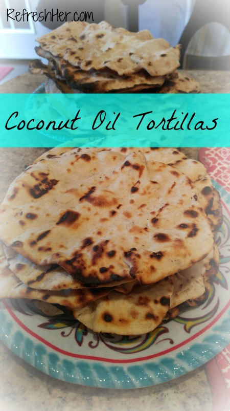 coconut-oil-tortilla