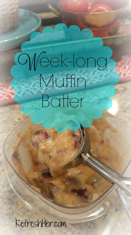 Muffin batter - Copy