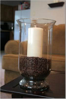 coffee-candle