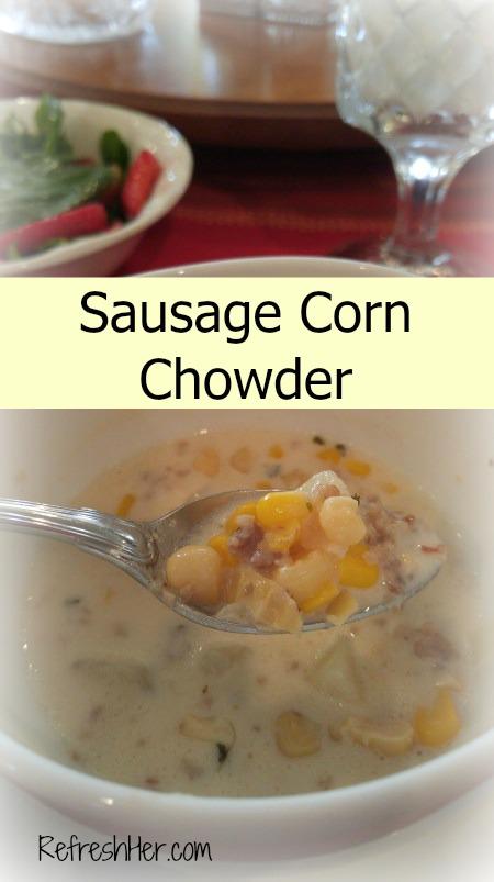 corn-choweder