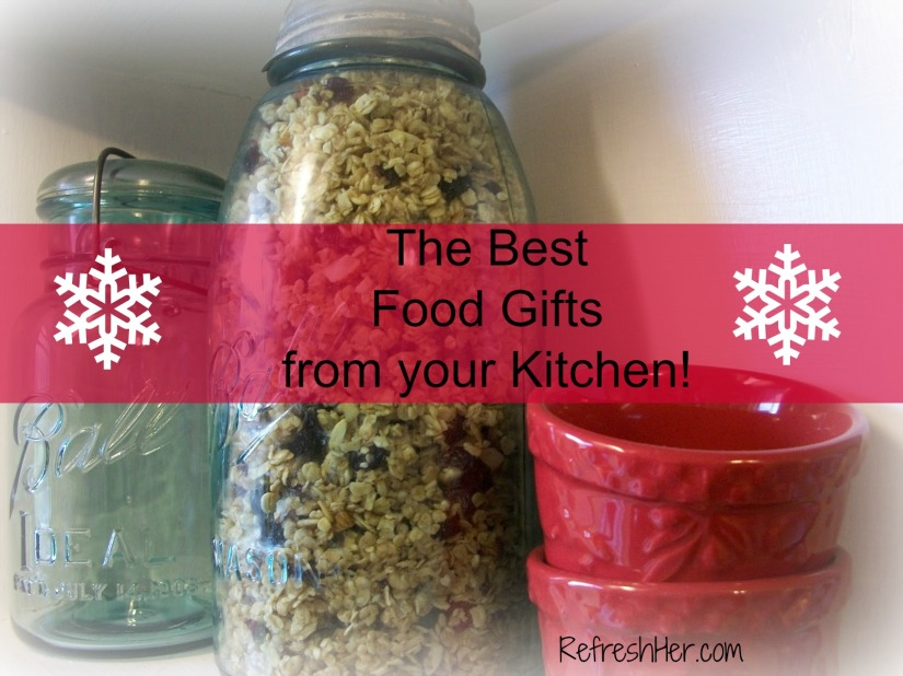 (L)Oven Monday – The Best Food Gifts from Your Kitchen