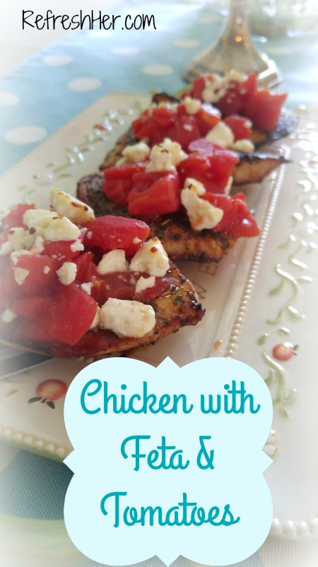 chicken with feta 2