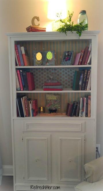 spring bookshelf a