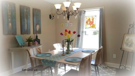 Spring Dining room 2017 a