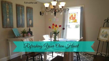 Spring dining room A