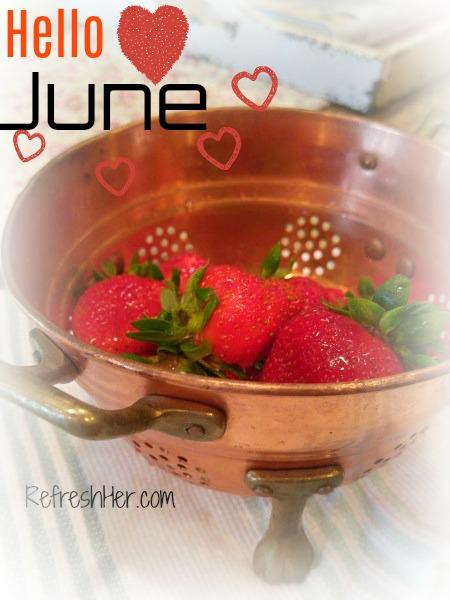 strawberries a