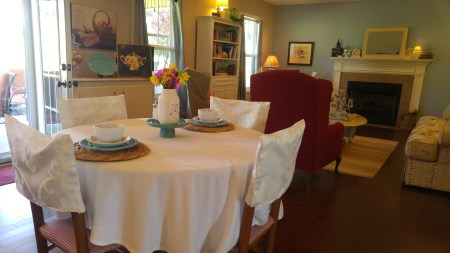Kitchen chair slipcovers – RefreshHer