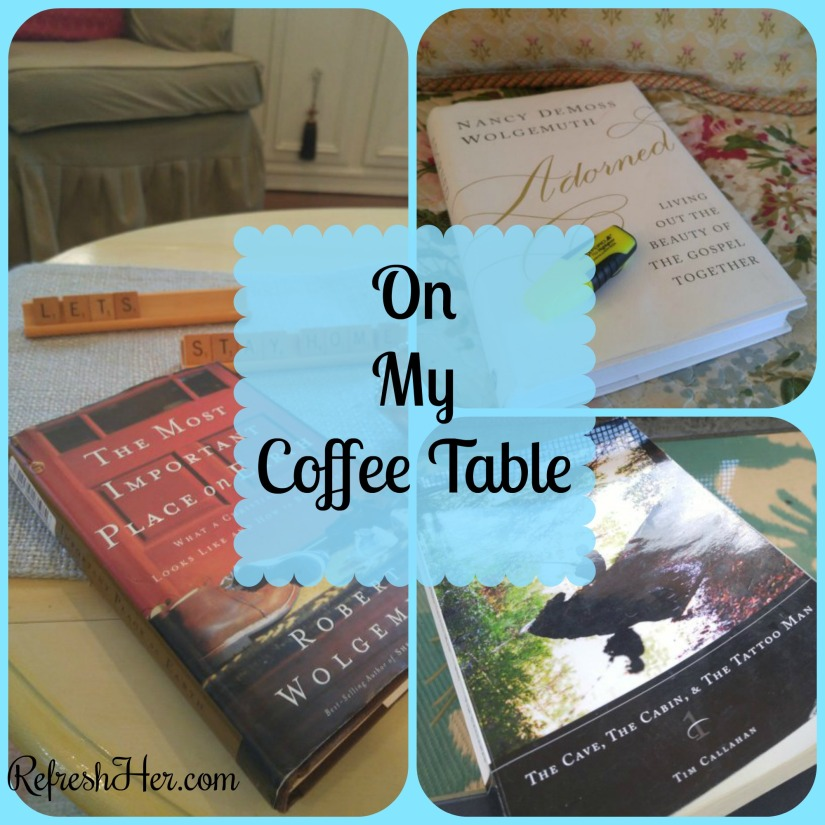 Books On My Tables