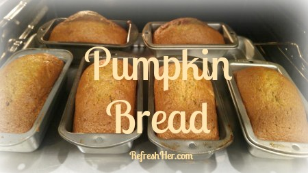 pumpkin bread b