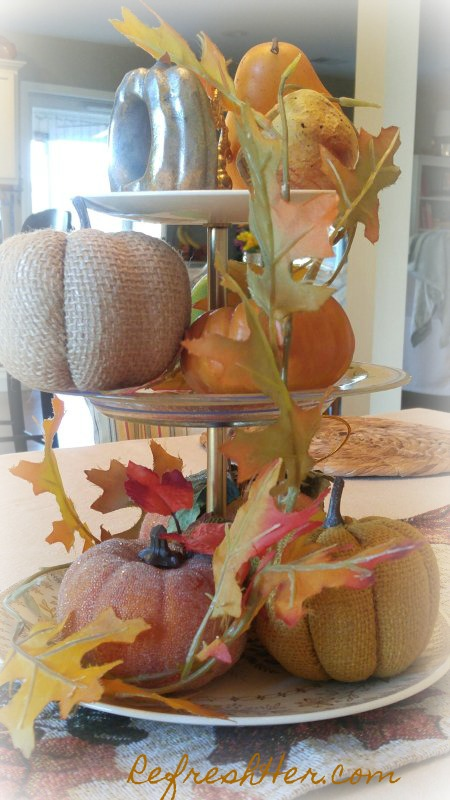 fall centerpiece 1