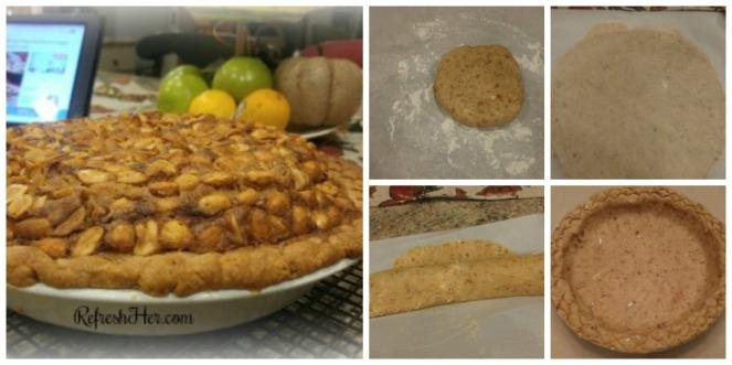 peanut crust