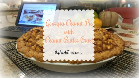 Peanut Pie 1a