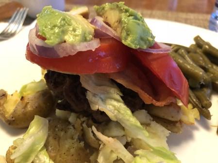 hamburger stack 2