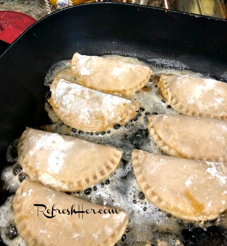 Fried pies 6