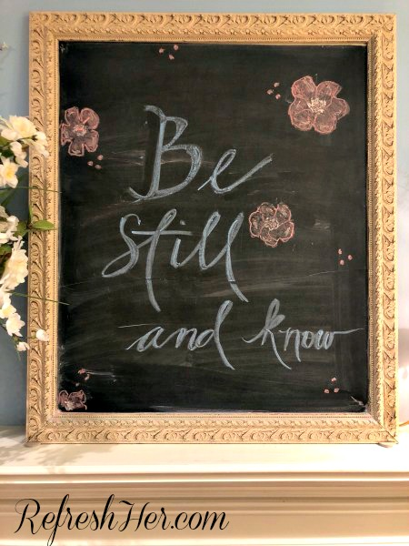 chalkboard verse a