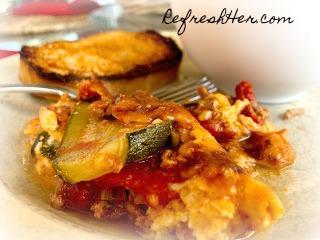 zucchini lasagna 6