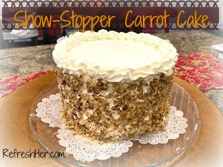 carrot cake 1n